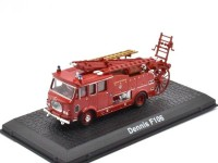 1:72 DENNIS F106 Side Pump London Fire Brigade 1968