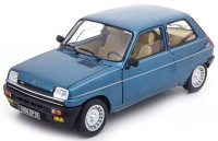 1:18 RENAULT 5 Alpine Turbo 1981 Navy Blue