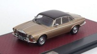 1:43 DAIMLER Double Six Vanden Plas Series I 1973 Sand/Black