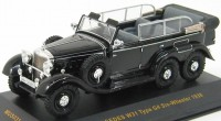 1:43 Mercedes-Benz W31 Type G4 Six-Wheeler (1938) Black