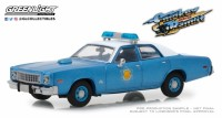 "1:43 PLYMOUTH Fury ""Arkansas State Police"" 1975 (из к/ф ""Смоки и бандит"")"