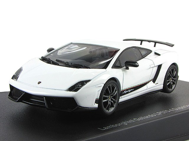 1:43 Lamborghini Gallardo LP570-4 Superleggera 2010 (white)