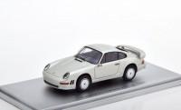1:43 PORSCHE 911 Carrera 3.2 E19 Concept 1984 Silver