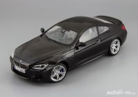 1:18 BMW M6 (F13M) Coupe (black sapphire)