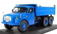1:43 TATRA 148S3 6х6 самосвал 1970 Blue