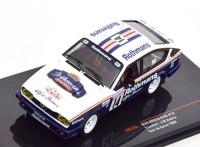 """1:43 ALFA ROMEO GTV6 #14 """"Rothmans Racing"""" Loubet/Andrie Tour de Corse 1986"""