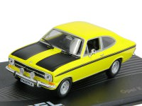 1:43 OPEL KADETT B RALLY COUPE 1966-1970 Yellow