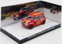 "1:43 AUSTIN Mini ""On Her Majesty's Secret Service"" 1969"