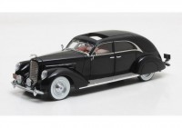 1:43 Lincoln Model K V12 Sport Sedan Derham 1937 Black