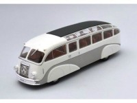 1:43 автобус MERCEDES-BENZ LO3100 GERMANY 1936 белый/серый