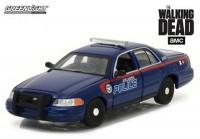 "1:43 FORD Crown Victoria Police Interceptor ""Atlanta Police"" 2001 (из т/с ""Ходячие мертвецы"")"