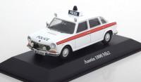 """1:43 AUSTIN 1800 Mk2 """"Cheshire Police"""" 1969 White"""