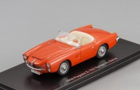 1:43 Pegaso Z-102 Spider Serra (Barcelona) 1956 open roof (red)