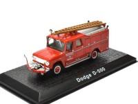 1:72 DODGE D-500 Fire truck 1958