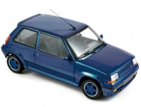 "1:18 RENAULT 5 GT Turbo ""Supercinq"" 1989 Alain Oreille"