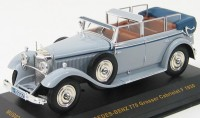1:43 Mercedes-Benz 770 Grosser Cabriolet F (1930) Grey