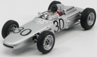 1:18 Porsche 804 F1 #30 Winner GP de France (Rouen) 1962 с фигуркой Dan Gurney, L.e. 1000 pcs.