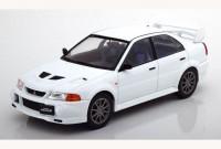 1:18 MITSUBISHI Lancer RS Evo VI 1998 White