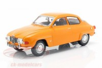 1:24 SAAB 96 V4 1970 Orange