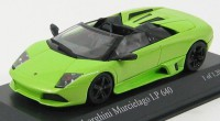 1:43 Lamborghini Murcielago LP 640 Roadster 2007, L.e. 1200 pcs. (green)