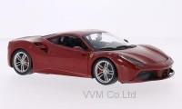 1:24 FERRARI 488 GTB Red