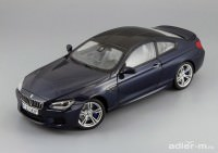 1:18 BMW M6 (F13M) Coupe (imperial blue)