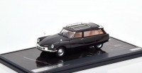 1:43 CITROEN ID19 Cortege Slough Factory Hearse (катафалк) 1962 Black