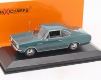 1:43 Opel Rekord C Coupe - 1966 (blue)
