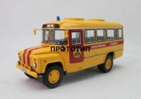 1:43 Курганский автобус 3270 Аварийная служба