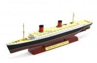 """1:1250 Британский трансатлантический лайнер RMS """"QUEEN ELIZABETH"""" 1940"""