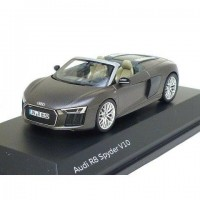 1:43 AUDI R8 Spyder V10 2016 Argus Brown Matt