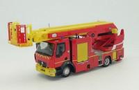 "1:43 RENAULT D16 пожарная лестница ""RIFFAUD GIMAEX"" EPC 33 PRX-B 2020"