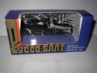 1:43 Коробка для модели Руссо-Балт (синий)