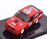 1:43 ALFA ROMEO GTV6 #15 Balas/Laine Tour de Corse 1986