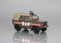 1:43 #  8  УАЗ-469 ВАИ