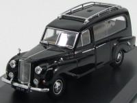 1:43 AUSTIN А125 Sheerline Hearse (катафалк) 1950 Black