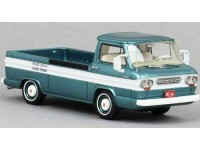 1:43 CHEVROLET Corvair Pick Up 1963 Metallic Turquois/White