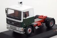 1:43 седельный тягач VOLVO F10 1983 White/Green