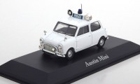 "1:43 AUSTIN Mini ""Royal Ulster Constabulary"" 1961 White"