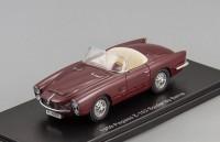 1:43 Pegaso Z-102 Spider Serra (Barcelona) 1956 open roof (maroon)