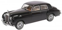 1:43 ROLLS ROYCE Silver Cloud I 1955 Black