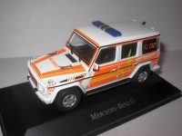 "1:43 MERCEDES-BENZ G-Classe (W463) ""Ambulance"" 2010"