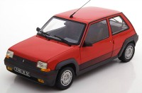"1:18 RENAULT 5 GT Turbo ""Supercinq"" 1986  Red"