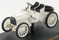 1:43 Mercedes Simplex 35 HP (1901) Off White