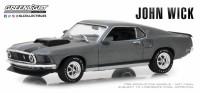 """1:43 FORD Mustang BOSS 429 1969 (из к/ф """"Джон Уик"""")"""