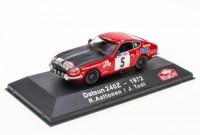 1:43 DATSUN 240Z #5 R.Aaltonen/J.Todt Rally Monte Carlo 1972