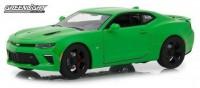 1:24 CHEVROLET Camaro SS 2017 Krypton Green