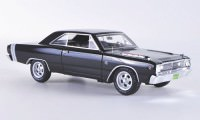 1:43 Dodge Dart GTS 1968 (gloss black)