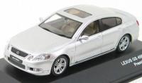 1:43 Lexus GS 450 Hybrid Premium 2006 (silver)