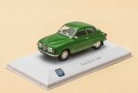 1:43 SAAB 96 V4 1969 Green